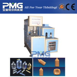 Semiautomatic One Cavity Blow Molding Machine for 5-6liters Pet Bottle pictures & photos