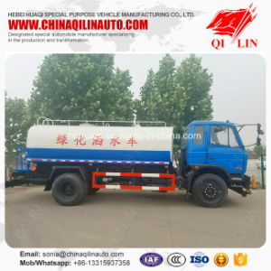 EQ 4*2 14000L Water Sprinkler Tank Truck with Isde Engine pictures & photos