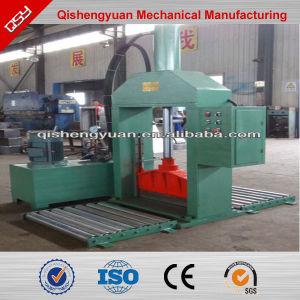Xql-16 Vertical Rubber Bale Cutter/Hydraulic Rubber Cutter Machine pictures & photos