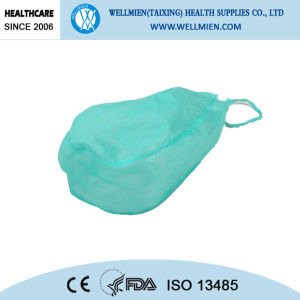 Disposable Safety Non Woven Doctor Cap with Tie on pictures & photos