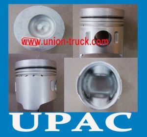 Hino Cylinder Liner Kit H07c Piston for Hino Trucks Klsd