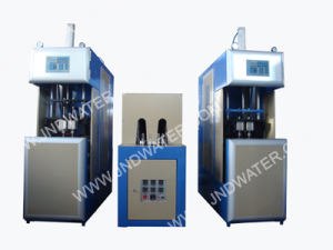 Semi-Auto Reheat Stretch Pet Bottle Blow Molding Machine (JND-880) pictures & photos