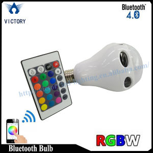 E27 LED bluetooth Amazing Dimmable Music Bulb Light pictures & photos