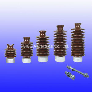 11kv Porcelain Post Insulator for High Voltage (ANSI57-1) pictures & photos