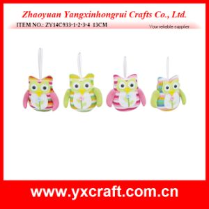 Easter Decoration (ZY14C933-1-2-3-4 13CM) Easter Day Ornament Craft Product pictures & photos