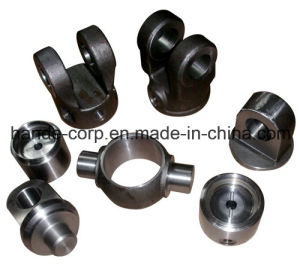 Hydraulic Cylinder OEM Forging Parts pictures & photos