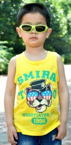 Boy′s Summer Vest Kid′s Wear 958
