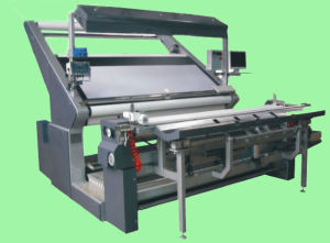 Open-Width Knitted Fabric Inspection Machine (OW-02) pictures & photos