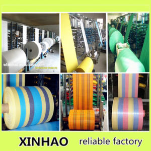 High Quality PP Woven Fabric Roll with Cheap Price From Factory pictures & photos