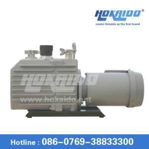 Hokaido Double Stage Rotary Vane Pump (2RH018D) pictures & photos