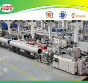 75mm 160mm 250mm Plastic HDPE Water Supply Pipe Production Line/Extrusion Line pictures & photos