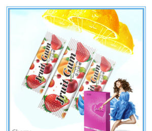 Good Quality Factory Price High Protein Detox Sweet Fruit Gummy pictures & photos