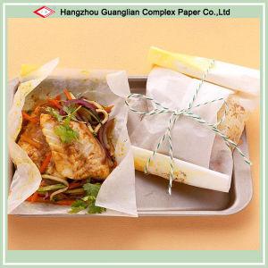 Unbleached Non-Stick Ovenable Cooking Parchment Paper pictures & photos