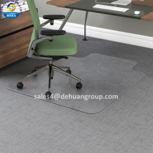 Chair Mat with Lip for Hard Floors pictures & photos