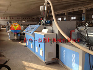 Plastic Sheet Making Machine/PVC Foam Board Extrusion Line pictures & photos