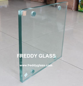 8.38mm Clear and Tinted Laminated Safety Glass pictures & photos