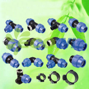 China Manufacturer Agriculture Irrigation System Pipe Fittings pictures & photos