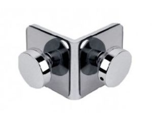 Brass or Stainless Steel Shower Door Glass Clip/Clamp (GC-401) pictures & photos