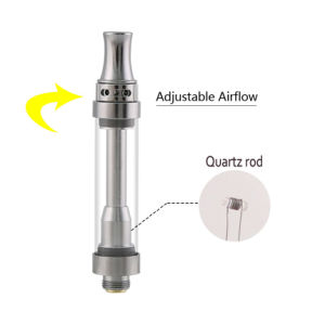 Wholesale 1.0ml Glass Quartz Coil Cbd Oil E Cigarette Cartridge pictures & photos