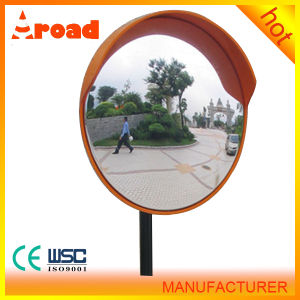 New Products Unbreakable Outdoor Round Traffic Safety Acrylic Convex Mirror pictures & photos