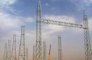 Supply High Quality Steel Structure transmission Framework pictures & photos