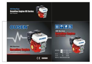 6.5HP Gasoline Engine & Motor Engine (OS-168F-1) pictures & photos