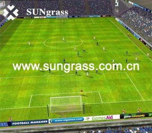 50mm Synthetic Grass for Sport/Football/Soccer (SUNJ-HY00013) pictures & photos