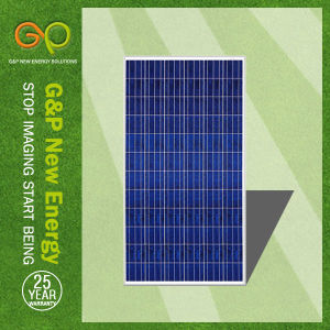High Efficient Poly Solar Panel 300W with IEC Cec TUV pictures & photos