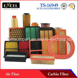 2014 China Manufacturer for High Quality Auto Air Filter, Car Fuel Filter, Oil Filter