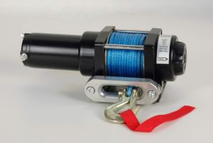 ATV Electric Winch with 2500lb Pulling Capacity (Top-grade Model) pictures & photos