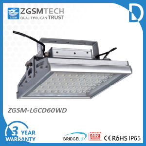60W LED Canopy Light with Bridgelux LED Chips pictures & photos