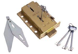 Safe Lock with Master Key Lock, Safe Lock, Al-204 pictures & photos