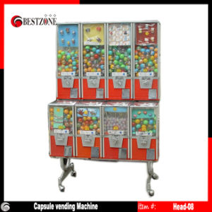 8-Head Toy / Candy Vending Machine pictures & photos