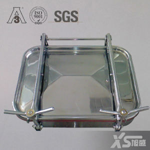 Stainless Steel Hygienic Rectangular Manway pictures & photos
