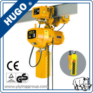 OEM Design New Type Double Speed 5ton Electric Chain Hoist pictures & photos