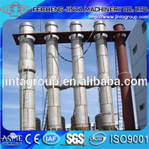 Chemical and High Salinity Wastewater Mltiple-Effect Forced Circulation Evaporator pictures & photos