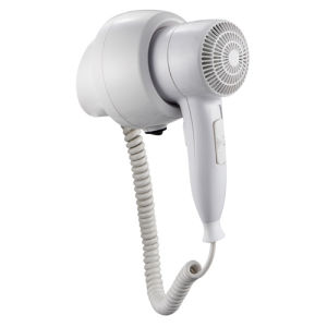 Powerful Wall-Mounted Hairdryers 1600 pictures & photos