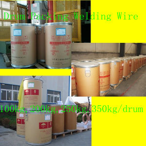 Er70s-6 250kg Drum Packing Welding Wire pictures & photos