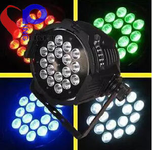 18*PCS 10W LED RGBWA 4in1 Indoor PAR Stage Light