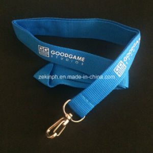 Custom Colorful Simple Lanyard with Customized Logo pictures & photos