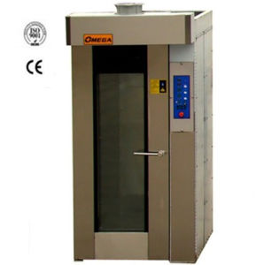 16 Layers Trolley Commercial Rotary Rack Oven for Sale (ISO9001, CE, new design) pictures & photos