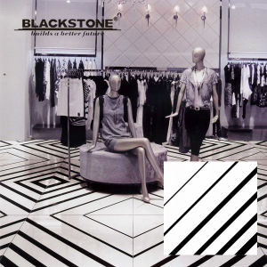 Black and White Series Glazed Polished Porcelain Floor Tile (660009) pictures & photos