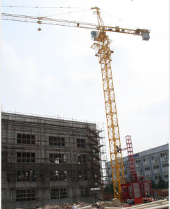 Ketong TC5013 Tower Crane for Building Construction pictures & photos