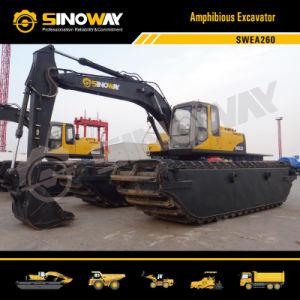 Dredging Excavator with 1.1m3 Bucket pictures & photos