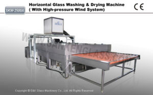 Skw-2500A Glass Horizontal Washing Glass Machine pictures & photos