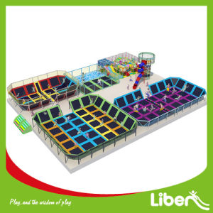 Liben Customized Indoor Trampoline Area for Amusements Park pictures & photos