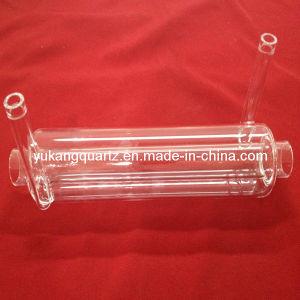 Transparent Quartz Glass Tube Furnace (YKF-006) pictures & photos