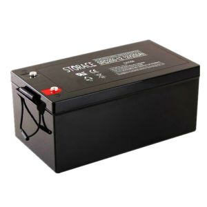 Deep Cycle Battery 12V250ah Rechargeable SMF Battery (SRD250-12) pictures & photos