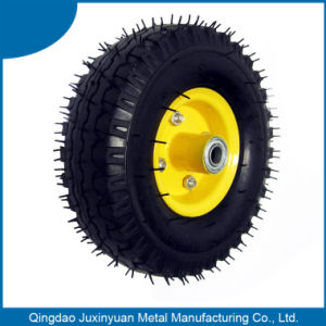 Rubber Wheel (10X350-4) pictures & photos