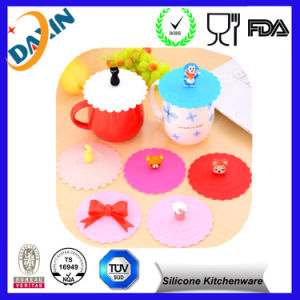 Wholesale Cute Animal FDA Cup Cover pictures & photos